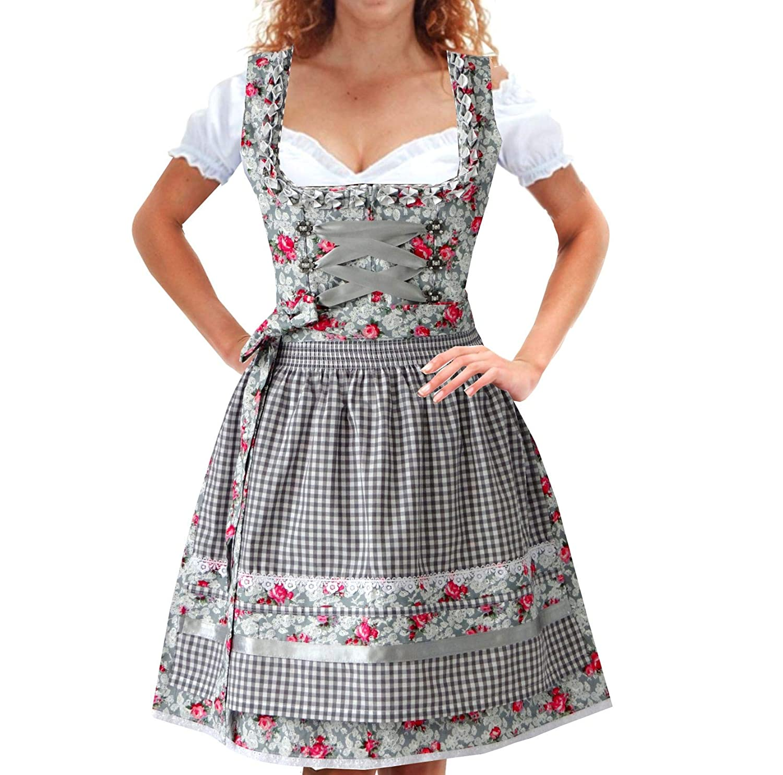 Alte Liebe Auténtico Vestido de Halloween bávaro 3 PC. alemán ...
