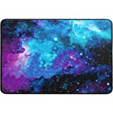 iVoler® Mousepad Gaming Mouse Pad L (300mmx250mmx3mm) Tappetino Mouse Impermeabile Cuciture sui bordi Base in Gomma antiscivolo Superficie liscia e scorrevole Supporto per Computer, PC e Laptop - Colorful Sky