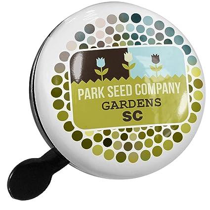 Amazon com : NEONBLOND Bike Bell US Gardens Park Seed