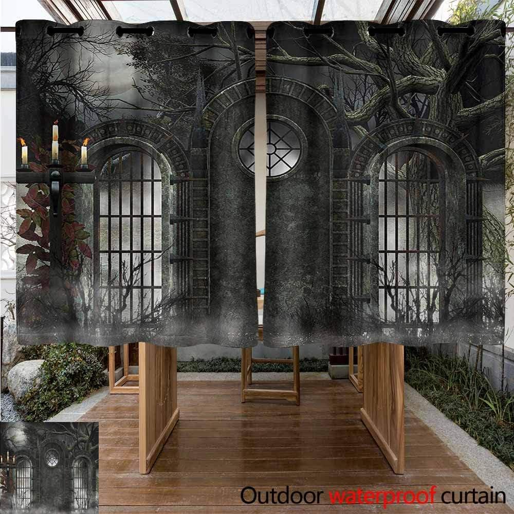 Sunnyhome Cortina de Puerta Estilo boceto Jam en un Tarro oscurecer la habitación, reducción de Ruido: Amazon.es: Jardín