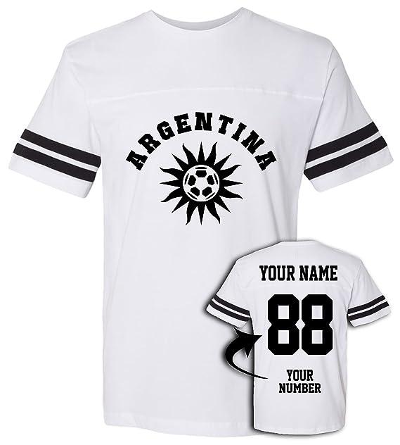 Amazon.com: Camisetas de fútbol personalizadas para equipos ...