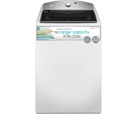 Kenmore 5.3 cu. ft. Top Load Washer