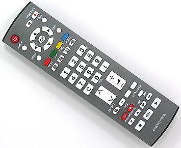 Mando a distancia de repuesto para televisor Panasonic EUR7651030 A Remote Control/Nuevo: Amazon.es: Electrónica