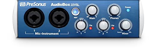 8 opinioni per Presonus AudioBox A22VSL Scheda Audio USB