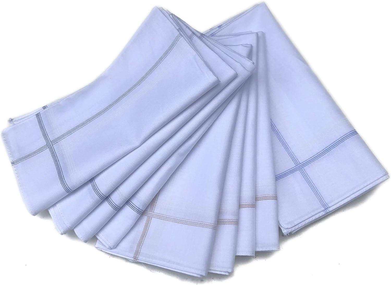 Candados Socks Milano pañuelos de hombre 12 unidades puro algodón ...