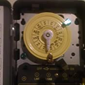 Intermatic 156t1978a On Amp Off Intermatic Time Switch