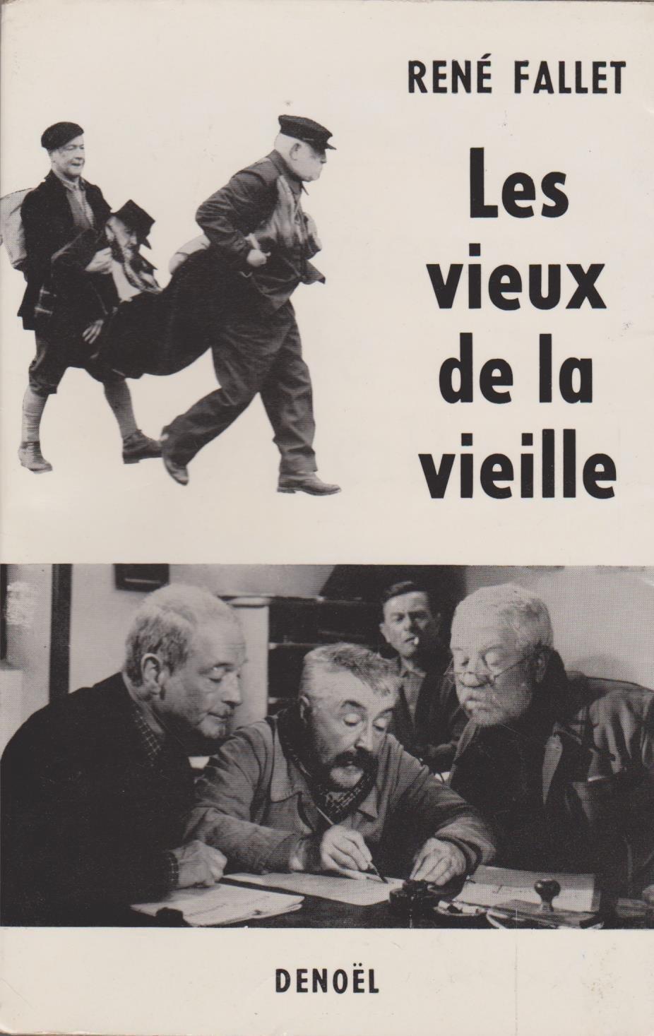 Amazon.fr - René Fallet. Les Vieux de la vieille - René Fallet ...