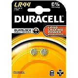 Duracell LR44/AG13/V13 GA - 2 Pile a bottone alcaline 4 pz