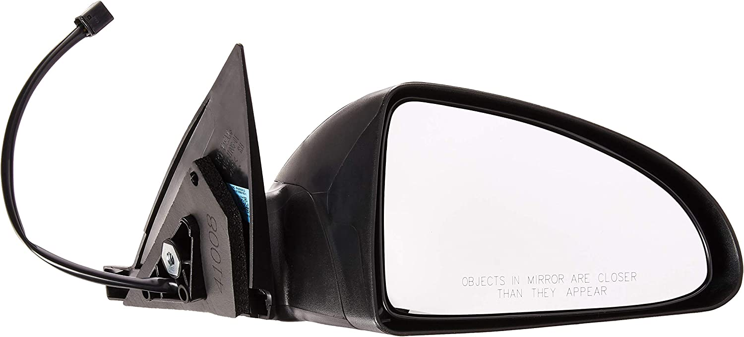 Gold Shrine for Pontiac G6 Sedan Power Operated Non-Heated Folding Textured Side Door View Mirror 2005 2006 2007 2008 2009 Driver Left Side Replacement