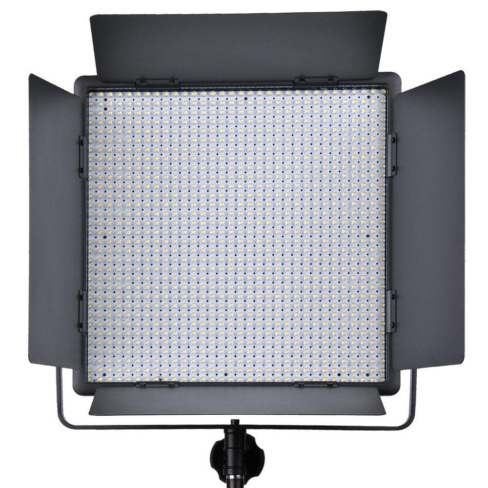 Godox LED1000 1000 Watts LED Panel Video Light (Black)
