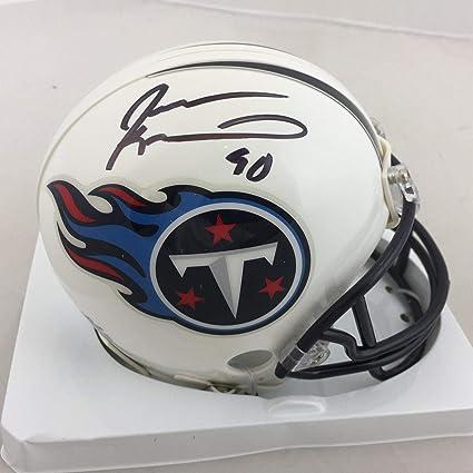 Autographed Jevon Kearse Mini Helmet - Kerse COA - JSA Certified -  Autographed NFL Mini Helmets 8aac4128f