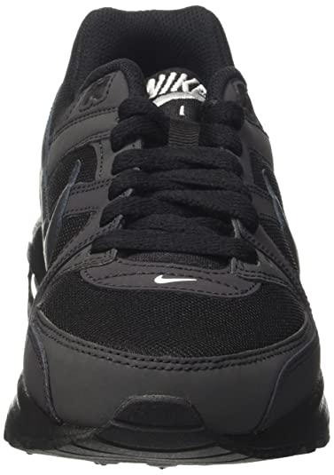 new product 8c03b 2d72e Amazon.com   NIKE - Air Max Command Flex GS Kids Running Shoes, Black Size  6 Youth   Shoes