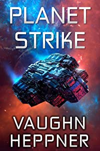 Planet Strike (Extinction Wars Book 2)