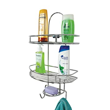 Mochen Bathroom And Kitchen Wall Hanging Storage Shelves
