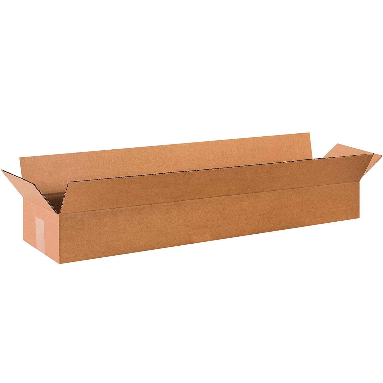 "36/"" x 8/"" x 4/"" Cardboard Boxes Mailing Packing Shipping Box Corrugated Carton"