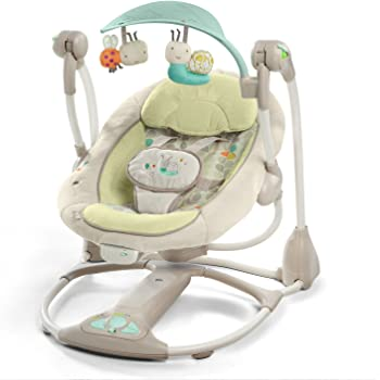 Eine gute Babywippe bekommen Sie bei der Marke Bright Stars.