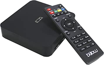 Billow Technology MD08V2 - Smart Android TV Box, Color Negro ...