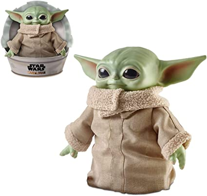 The Child New in Package - Star Wars The Mandalorian 11/' Plush Toy Baby Yoda