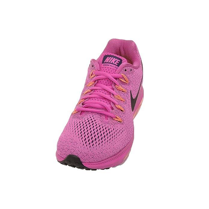 Nike Damen 878671-600 Traillaufschuhe, Pink (Fire Pink/Black/Bright Mango), 40 EU