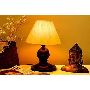 Tucasa LG-200 Conical Shade Table Lamp