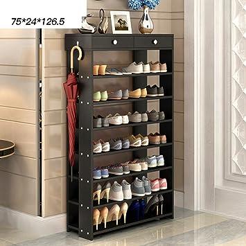 Delicieux Shoe Rack Simple Home Shoe Rack Living Room Shoe Cabinet Assembling Shoe  Racks Shelf Multi
