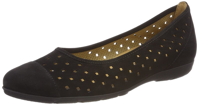Gabor Casual, Shoes Gabor Casual, Ballerines Femme Ballerines Noir Gabor (Schwarz) c0da6e6 - www.boatplans.space
