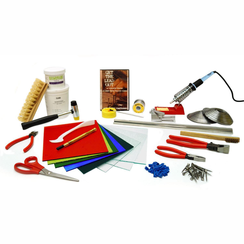 Delphi Glass Beginner Lead Start-Up Kit