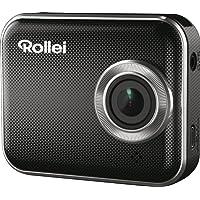 Rollei CarDVR-200 WiFi (Auto-Kamera, Videoauflösung 2304 x 1296/30 fps, Loop-Funktion, 160° Ultra-Weitwinkel-Objektiv