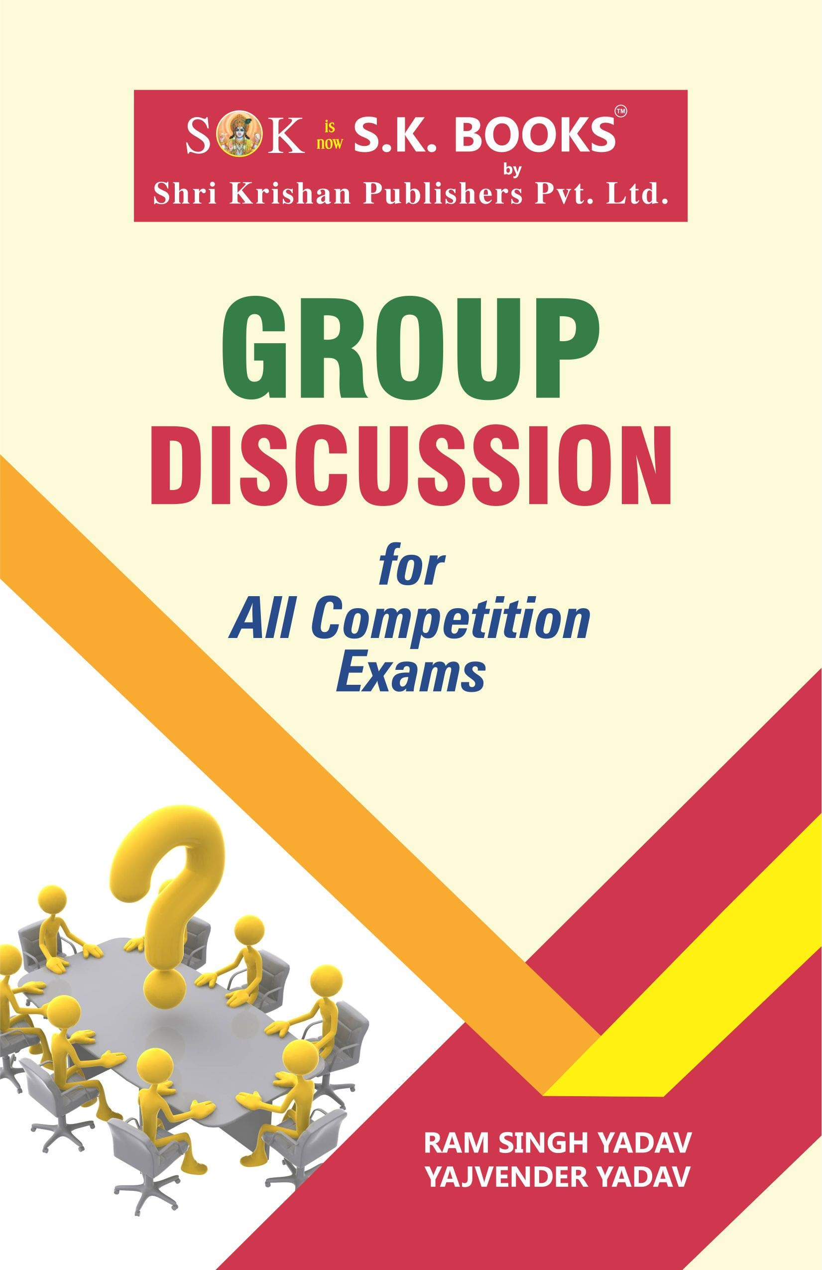 Buy Group Discussion for SSB Interviews & Competitive Exams