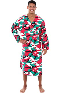 Amazon.com  Stafford Men s Flannel Nightshirt  Clothing 3ed4c2719