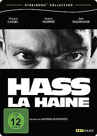 Cover La Haine - Der Hass - Anders cool! Burschenkino