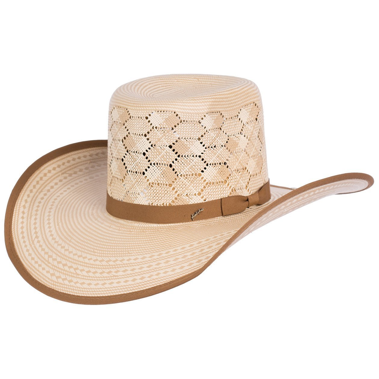 Tombstone Pro-Bull Hexagon Pattern Cowboy Hat at Amazon Men s Clothing  store  d9940e32b6f