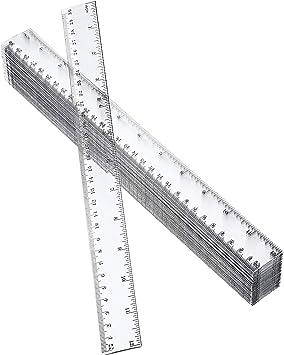 12 Inch Clear Ruler