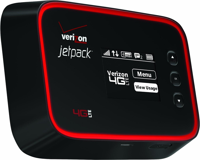 Verizon Wireless MHS291L Jetpack 4G LTE Global Ready Mobile Hotspot