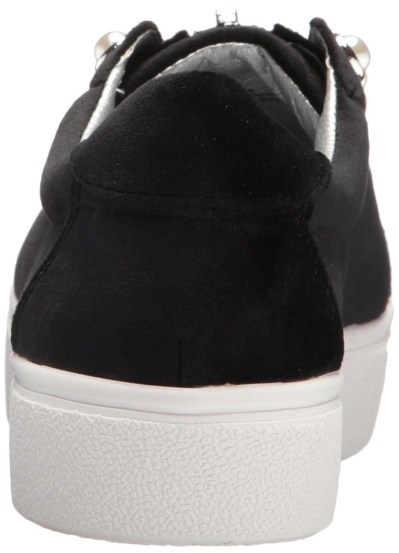 Steve Madden Women's Lynn Sneaker B076TF7Z6F 10 B(M) US Black