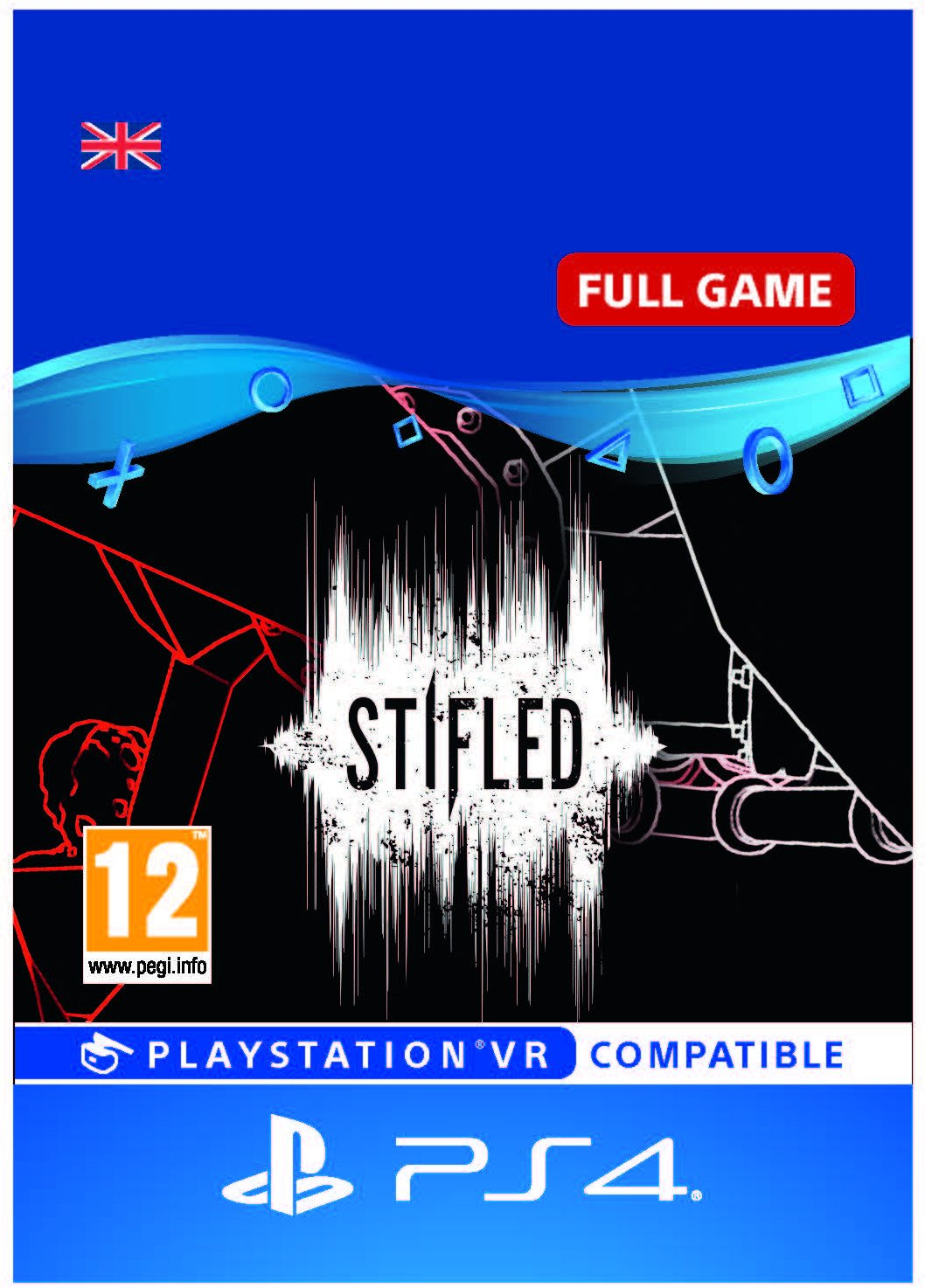 Stifled - Standard Edition | PSVR Download Code - UK Account