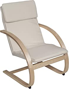 Niche Mia Bentwood Reclining Chair Beech/Natural