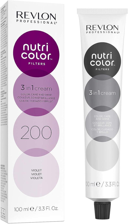 REVLON PROFESSIONAL Nutri Color Filters #200 Violet 100 ml