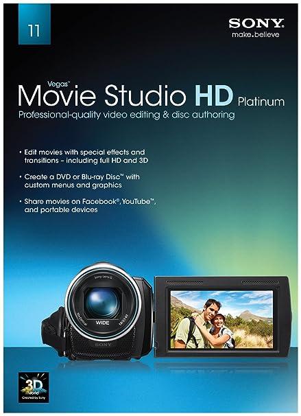 The Best Deals On Vegas Movie Studio HD Platinum Software