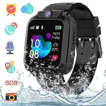 Bojie Smartwatch Niños IP67 Impermeable: Amazon.es: Electrónica