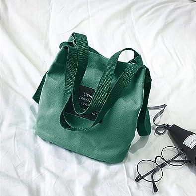 3071de8aaeb5 Lady Canvas Handbag Mini single shoulder bag Crossbody Messenger bag ...