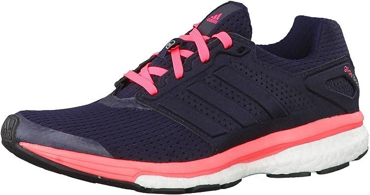 ventana laberinto pueblo  adidas Supernova Glide Boost 7 W - Zapatillas para Mujer, Color Azul  Marino/Plata/Rosa, Talla 44 2/3: Amazon.es: Zapatos y complementos