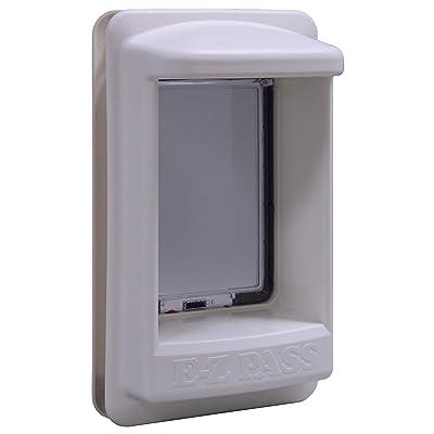 Ideal Pet Products E-Z Pass Electronic Pet Door