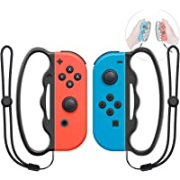 oxing Grip for Nintendo Switch Joy-Con Fitness Boxing Game,Fit Boxing Clasp Accessories Handle for Adults and Children…