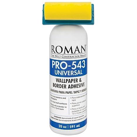 Roman Pro 543 20 Ounce Universal Wallpaper Paste