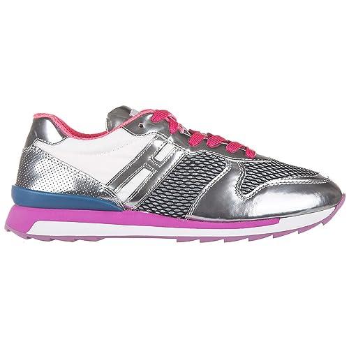 07729909747 Amazon.com | HOGAN REBEL Women Running - R261 Sneakers glassé ...