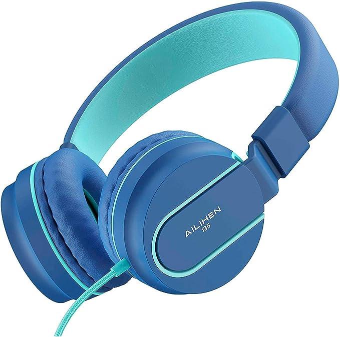 Ailihen Kinder Kopfhörer Mit Kabel Mikrofon 85db Elektronik
