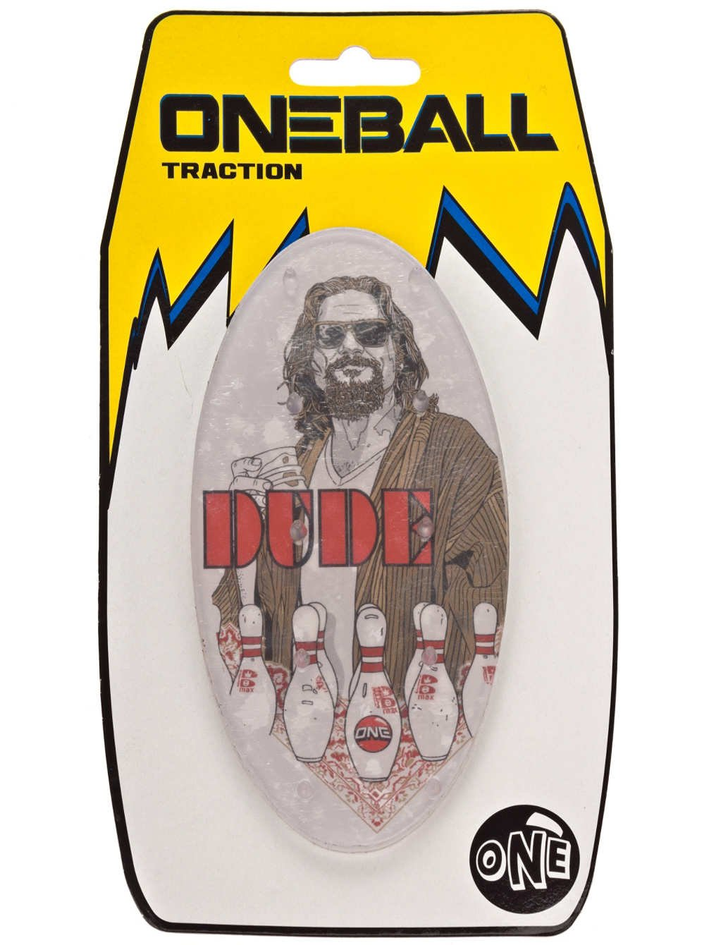 Stomp Pad oneballjay The Dude Traction