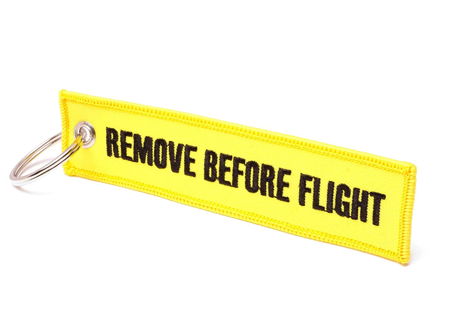 REMOVE BEFORE FLIGHT Llavero - 2 Stk. Set | Original EU ...