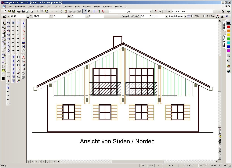 Franzis Architekt 3D Design CAD Max V21 Professional: IMSI: Amazon ...